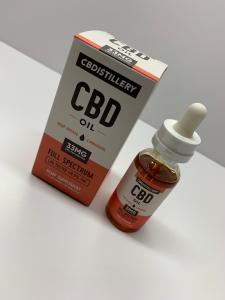 CBDistillary 1000mg premium CBD oil